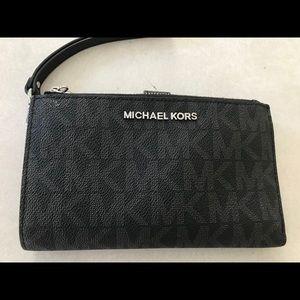 MK clutch wallet